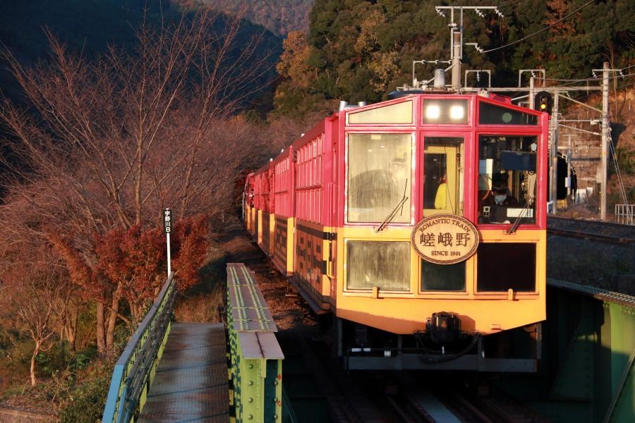 batch Japan Kyoto Arashiyama Railway Ashutterstock 773475589