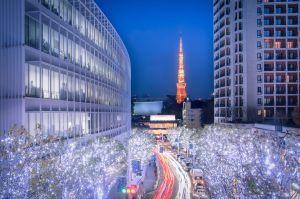 東京自由行 東京鐵塔