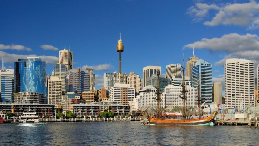 batch Australia 雪梨港 Sydney Harbour Ashutterstock 163437845
