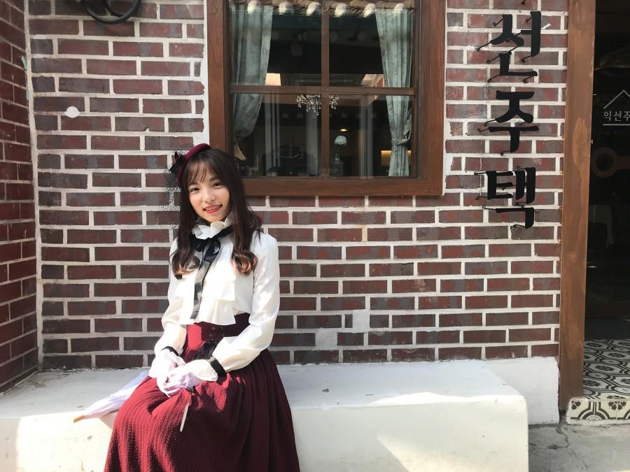 首爾自由行必去:韓國復古服飾租借/德魯納酒店衣服