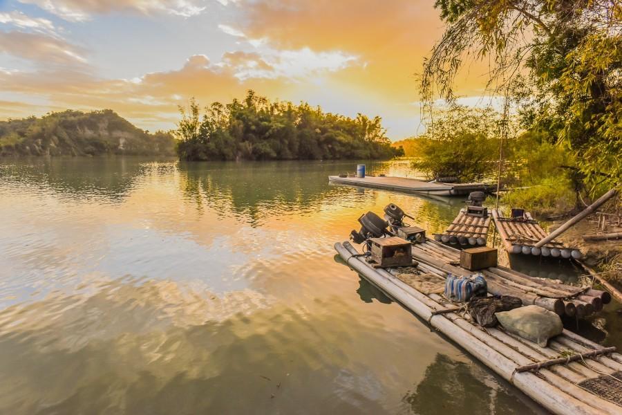 台南景點:六甲夢之湖