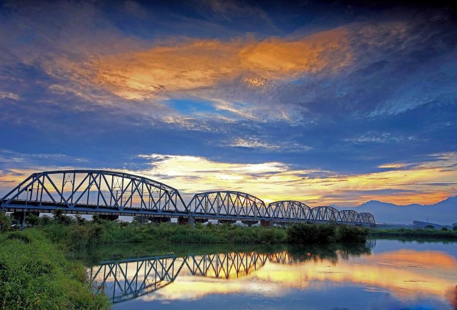 高雄景點 大樹舊鐵橋