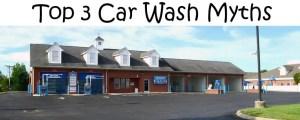 debunking car wash myths