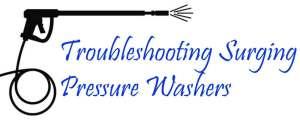 surging pressure washer header