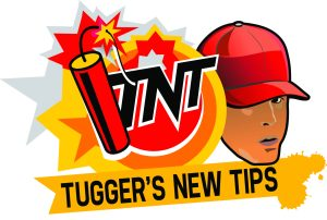 Tugger's New Tips Picture