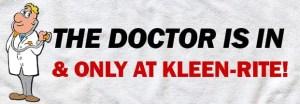 DR JOE IS IN