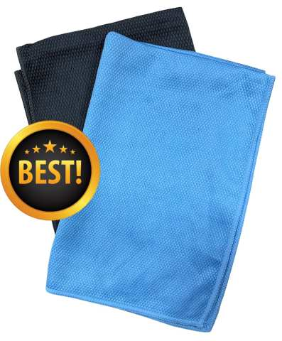 The best glass cleaning towels