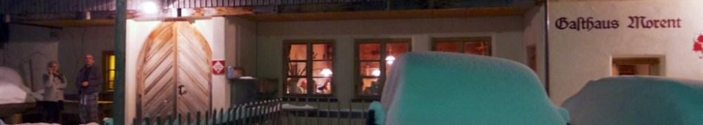 Selbergmåcht: das Gasthaus Morent