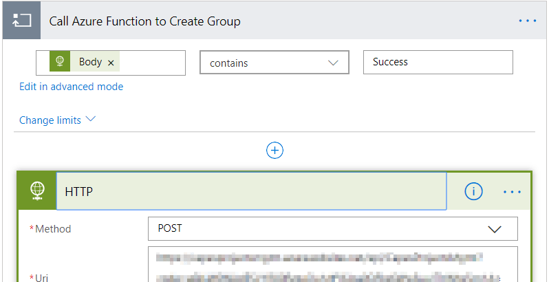 Automation and Creation of Office 365 groups using Flow