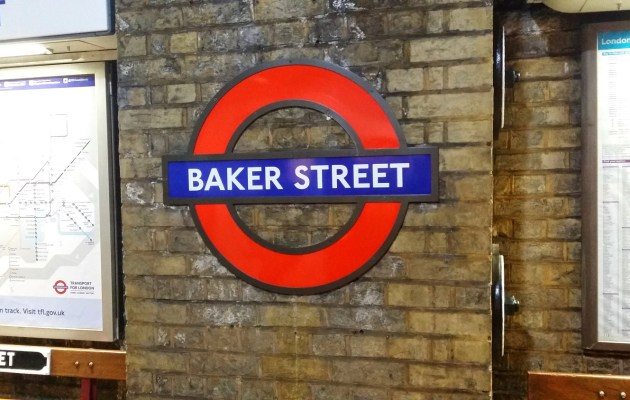 Londynskie metro 2