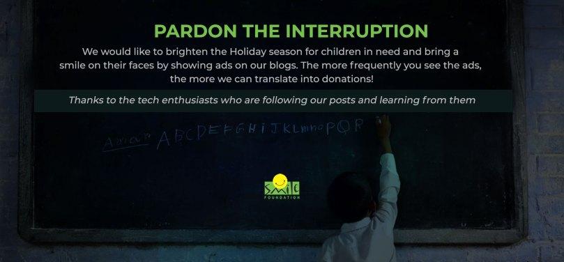 CSR from webiste ads