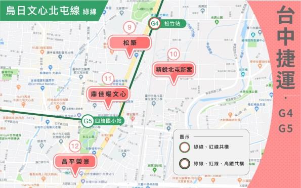 台中市綠線捷運小宅全攻略 13
