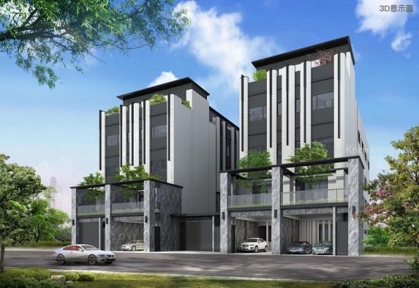 台中市綠線捷運-大坪數新房全攻略 7