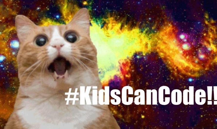 #KidsCanCode Chat: Debugging My Coding Lesson Plan