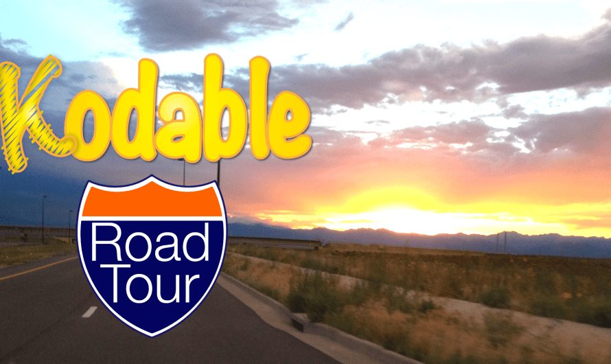 Kodable Road Trip: Day 2