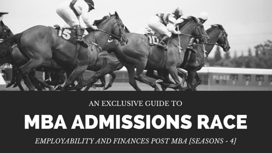 MBA Admissions Race Part 4