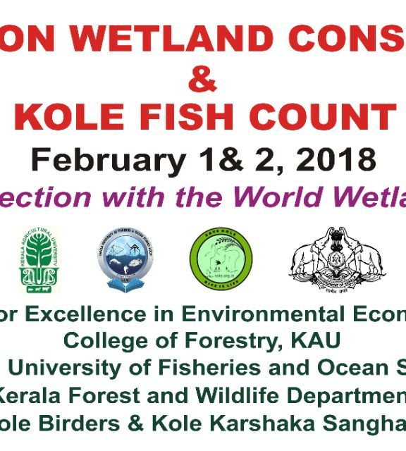Kole Fish Count 2018 [Announcement]