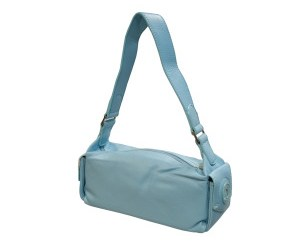 Matte Light Blue Handbag