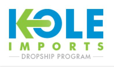 Kole Imports Dropship Program