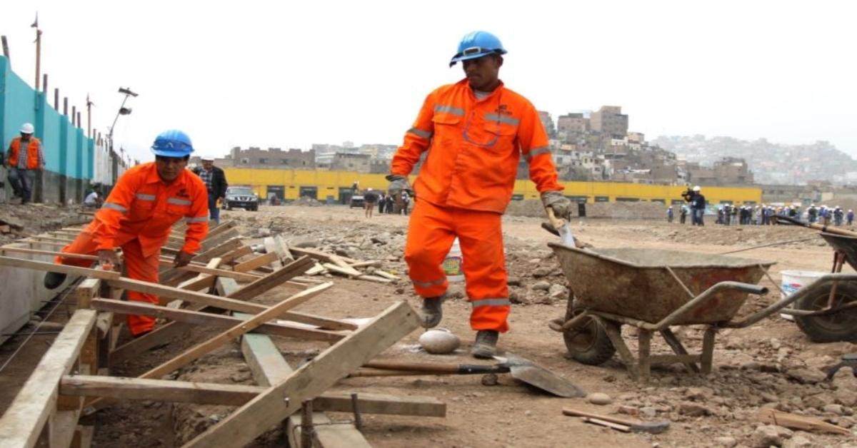 RECONSTRUCCIÓN CON CAMBIOS: SE EJECUTARÁN 110 OBRAS EN 11 REGIONES DEL PAÍS