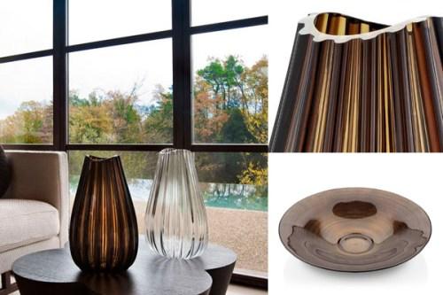 Industria Vetraria Valdarnese (IVV) ръчно духано стъкло и италиански дизайн