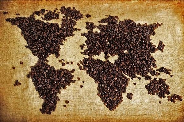 Гурме Кафето от цял свят