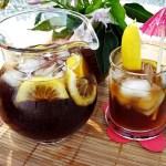 Mazagran охладена кафе напитка