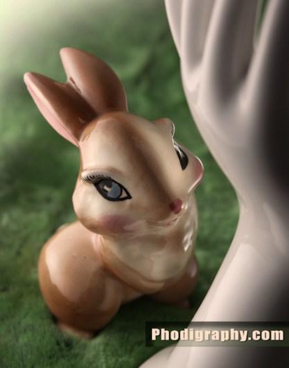 Porcelain Hare