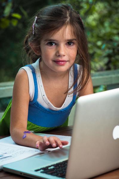 Tech girl