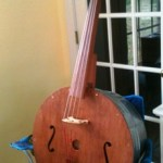 The Built-Wells Upright 4-String Washtub Bass: A Labor of Love and a Lot of Fun