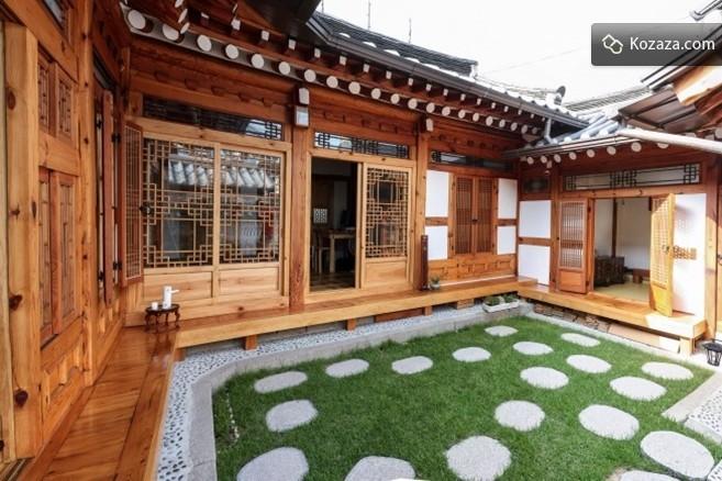 Bukchon Hanok Book Homes In Korea