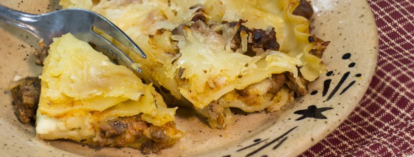 Lazy-Day Lasagna