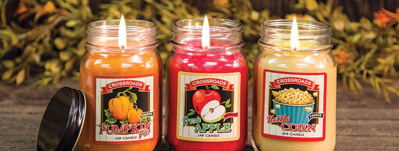 crossroads candles