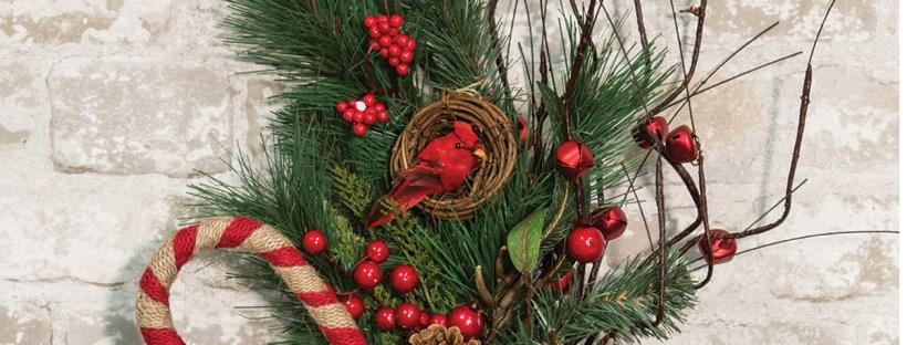 christmas catalog display