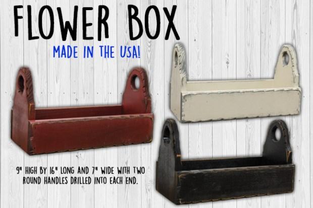 flower box gift box