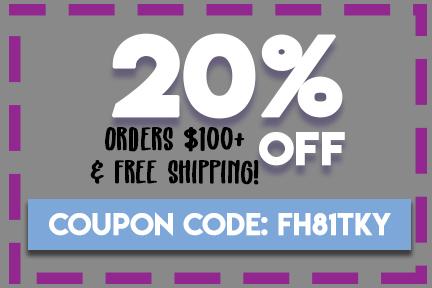 20 off sale