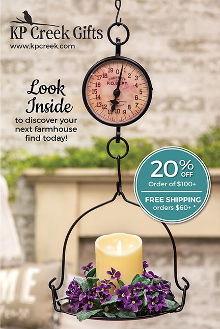 farmhouse mailer