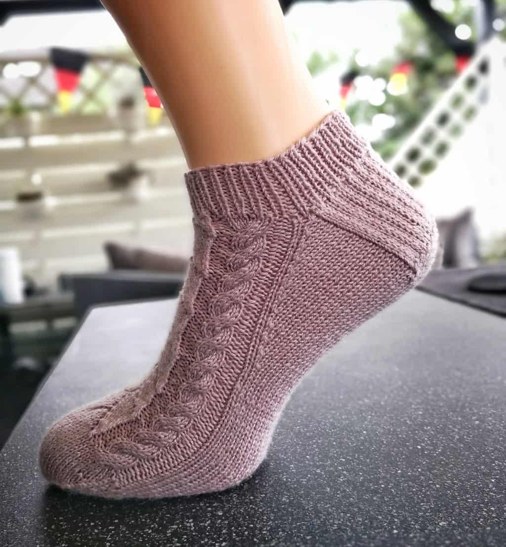 Regia Premium Silk Socken Wolle im Test