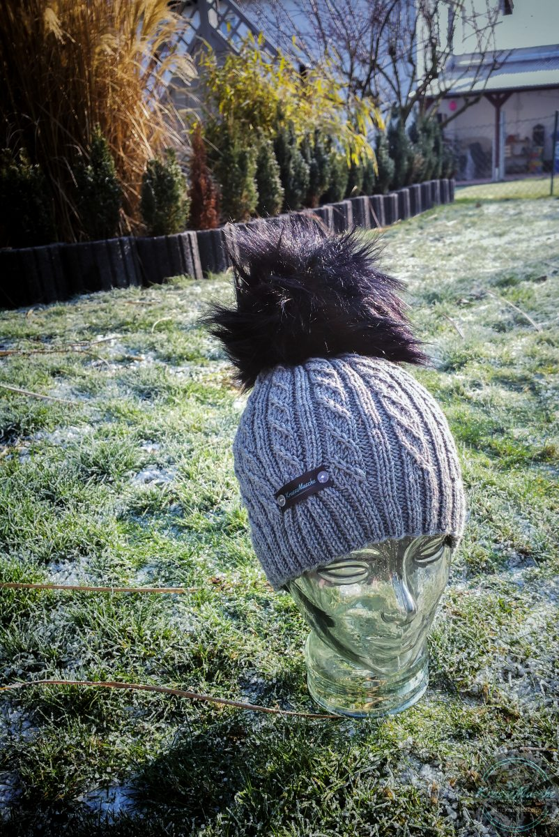 Twisted Left Beanie