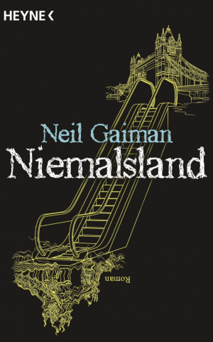 Niemalsland Book Cover