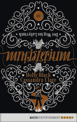 Magisterium 1 : Der Weg ins Labyrinth Book Cover