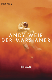 Der Marsianer Book Cover