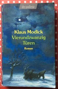 Vierundzwanzig Türen Book Cover