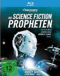 Science Fiction Propheten Book Cover