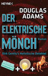 Der Elektrische Mönch Book Cover