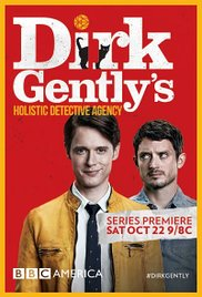 Dirk Gently Staffel 2 Netflix BBC America
