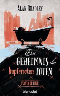Das Geheimnis des kupferroten Toten Book Cover