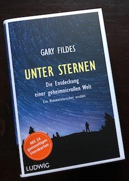Unter Sternen Book Cover