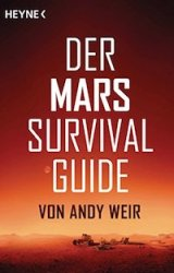 mars survival guide andy weir