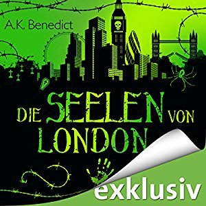 Die Seelen von London Book Cover